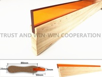 U Shape SQUEEGEE WITH WOODEN HANDLE SERIES