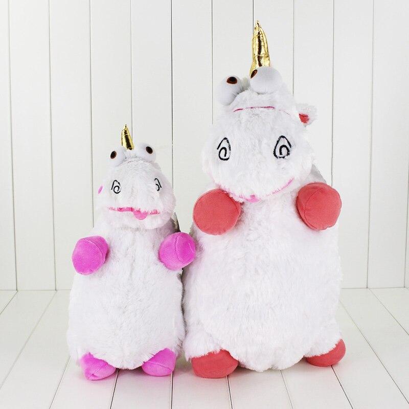 40-55 см детские игрушки Пушистый Единорог плюшевые Игрушечные лошадки мягкие вещи Куклы Рождественский подарок для детей