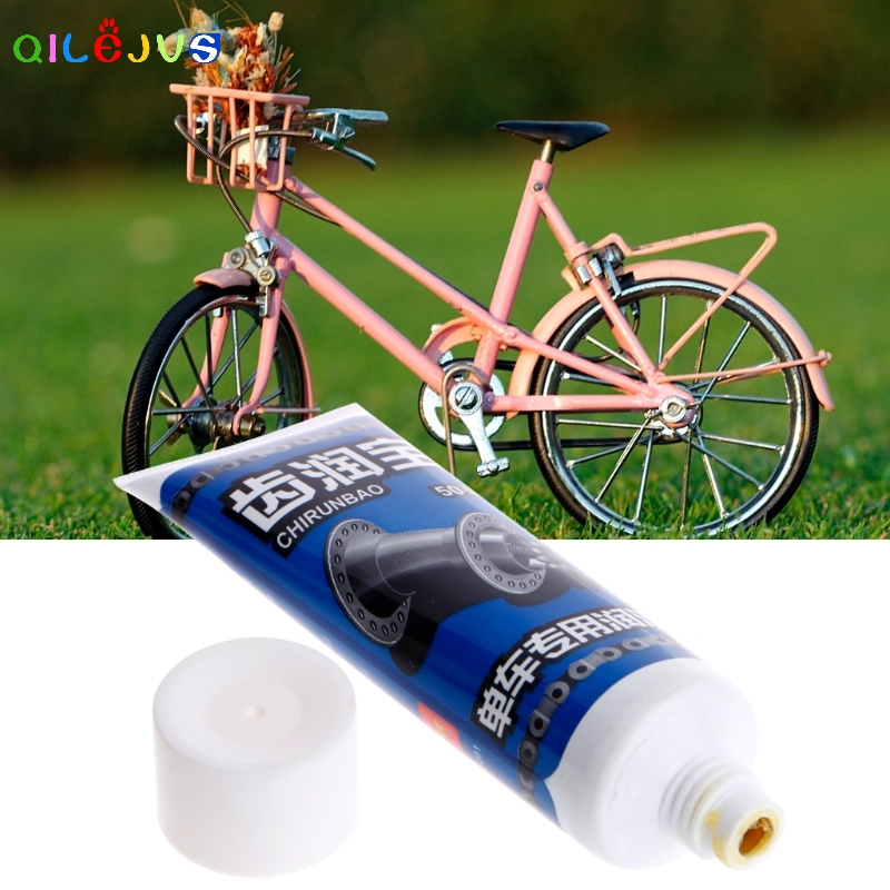 Buy Cycling Bicycle Bike MTB Chain Repair Grease Lube Lubricating Lubricant 50ml Hot