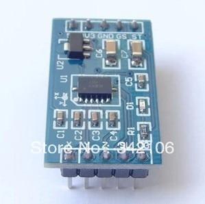 Free Shipping!  MMA7361 Accelerometer Tilt Sensor Module (alternative MMA7260)
