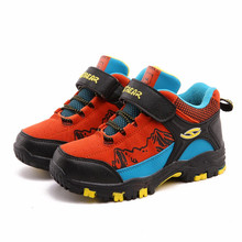 HOBIBEAR 2017 New Kids Girls Shoes Boys Children Outdoor Sports Sneakers Trainers Running Basketball Winter Spring