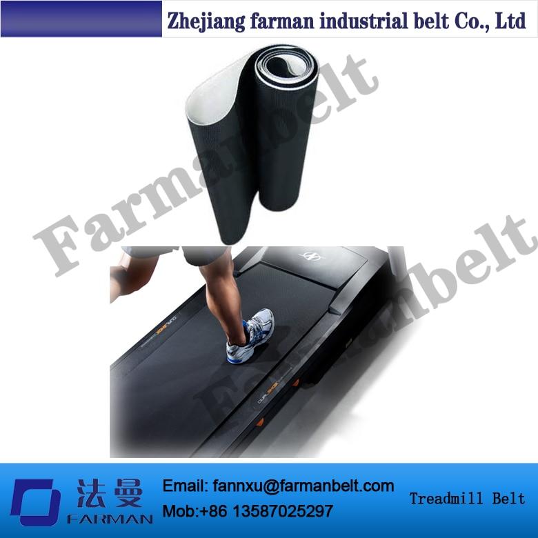 PVC conveyor belt The treadmill belt running belt long work life pvc treadmill belt pvc conveyor belt f118bzp