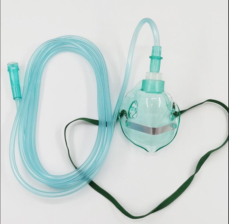 Sauerstoff Konzentrator Erwachsene Und Kind Zerstäubung Atmen Maske für Medizinische und Heimgebrauch 2M lange