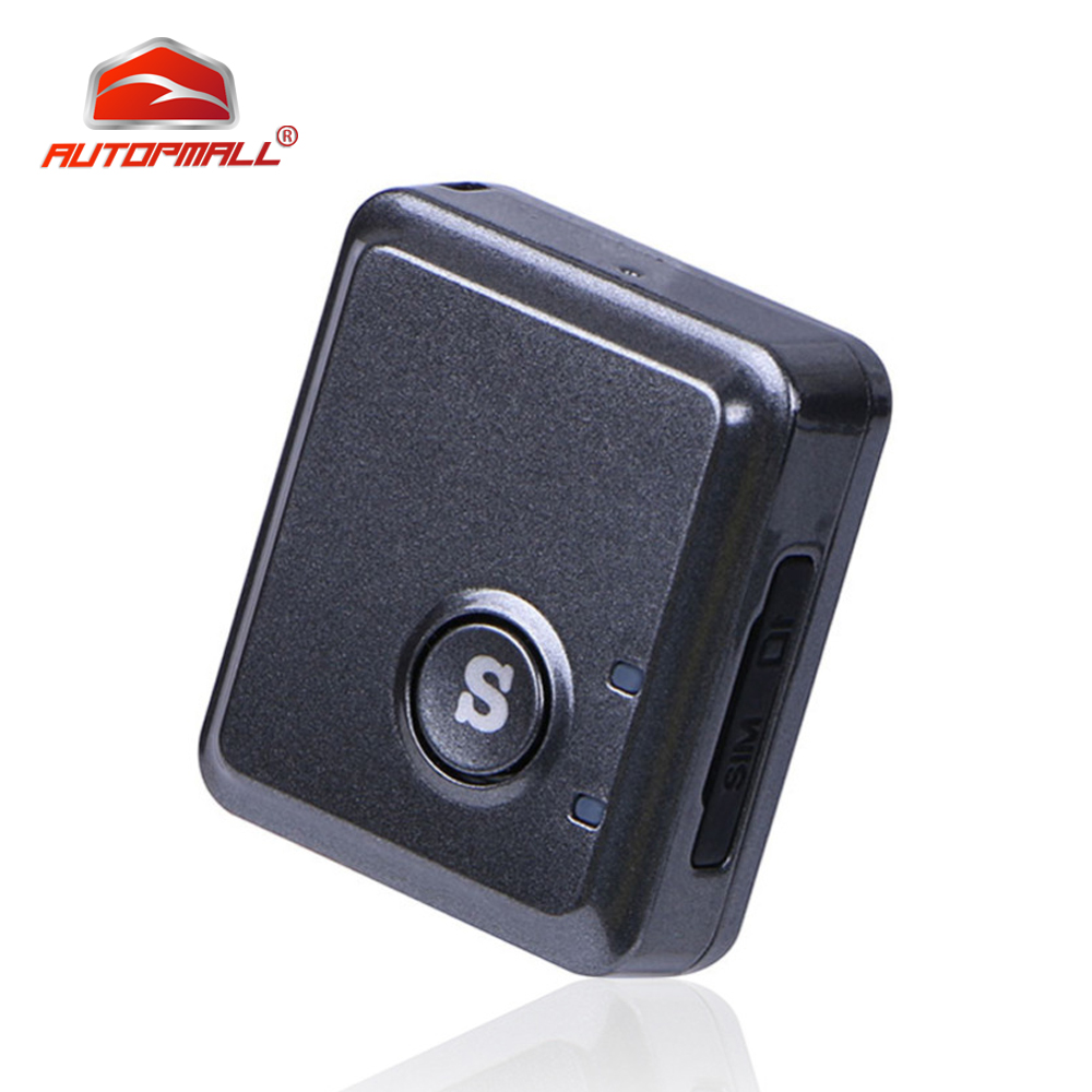 Car GPS Tracker RF V8S Mini Vehicle Locator Person Track 12 Days Standby Time Silent SOS
