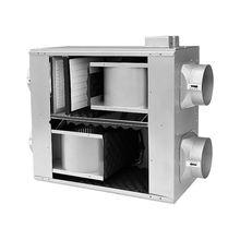 """"""" Встроенный воздуховод вентилятор двухсторонний воздушный переключатель системы свежего воздуха вентилятор для кондиционирования воздуха 100 мм 220 В две скорости"""