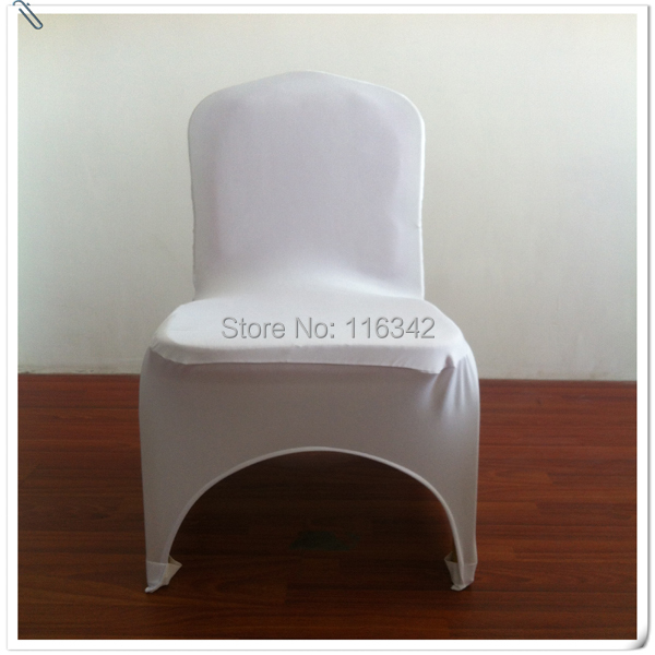 100pcs Elastic Chair Cover Outdoor Chair Cover Spandex Chair Cover Arch Chair  Cover Free Shipping(