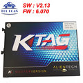 KTAG V2.13 Hardware KTAG V6.070 Unlimited Version K TAG Master ECU Programming Tool K-TAG Free Shipping