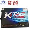 V2.13 Hardware V6.070 Ilimitadas KTAG KTAG K-TAG Herramienta de Programación ECU Maestro Versión K TAG Envío Gratis