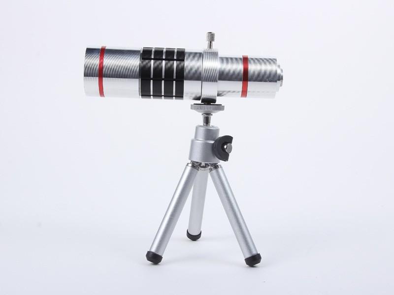 Snapum mobile phone 18x camera zoom optical telescope telephoto lens