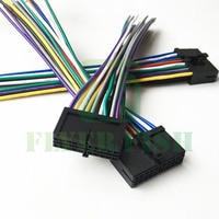 20 pin wire radio harness power plug for diy jensen