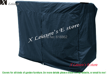 цена на 3 seater Big size Outdoor Furniture Cover ,Garden furniture cover,big swing cover--210x125x180cm cover