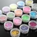 Best Deal! 18 Color 3D Max Nail Art Glitter powder Decorations Velvet Flocking nail gliter pigments for UV Gel Manicure Design
