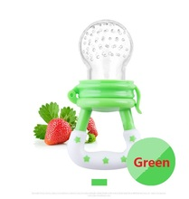 Silicone Baby Pacifier Feeder For Fruits Food