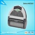 Zebra EZ320 Мобильный Штрих-код Принтер Bluetooth 80 мм Переносной Тепловой Принтер Этикеток Zebra Мини Чековый Принтер