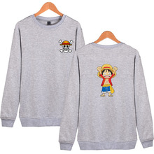 Unisex One Piece Printed Sweatshirt (6 colors)