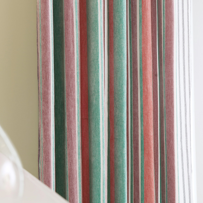 Huayin Velvet Linen Curtains Tulle Window Curtain For: Soft Jacquard Blackout Tulle And Curtains Living Room