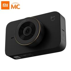 Xiaomi Mijia умная Автомобильная DVR камера Wifi Голосовое управление видеорегистратор 1080P 3 дюйма HD экран 140 градусов широкий угол авто видео рекорд...