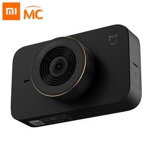 Image 1 - Xiaomi Mijia 3.0 Inch Auto Dvr Camera Wifi Voice Control Mi Smart Dash Cam 1S 1080P Hd Night vision 140FOV Auto Video Recorder