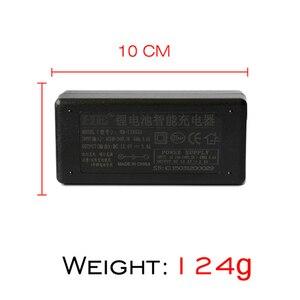 Image 5 - 1pcs KingWei  Adapter DC 12.6V 2A AC 100 240V Converter Adapter 18650 Lithium Battery Charger Power Supply EU UK US Plug Black