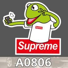 Bevle A0806 Tide Brands Logo Luggage Skateboard Graffiti Notebook Motor Stickers Decal Fridge Waterproof Sticker for