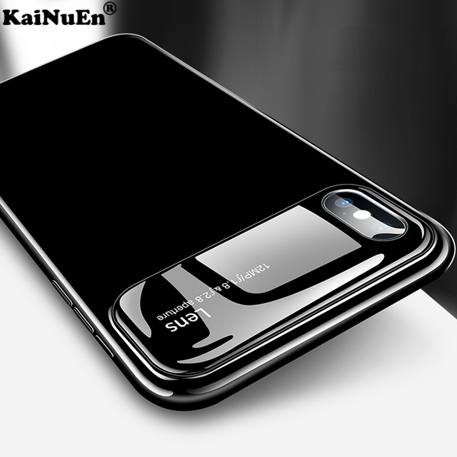 coque iphone x glass