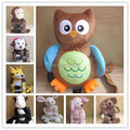 SY5, 5pcs/lot, Baby Backpack, Harness Stuffed & Plush Cartoon, Safety Bag with Reins, Anti lost packets.