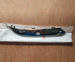 Image 4 - Sktoo 크라이슬러 300c 헤드 라이트 앞 범퍼 트림 패널 대형 조명 보드 밝은 스트라이프 범퍼 300c 액세서리