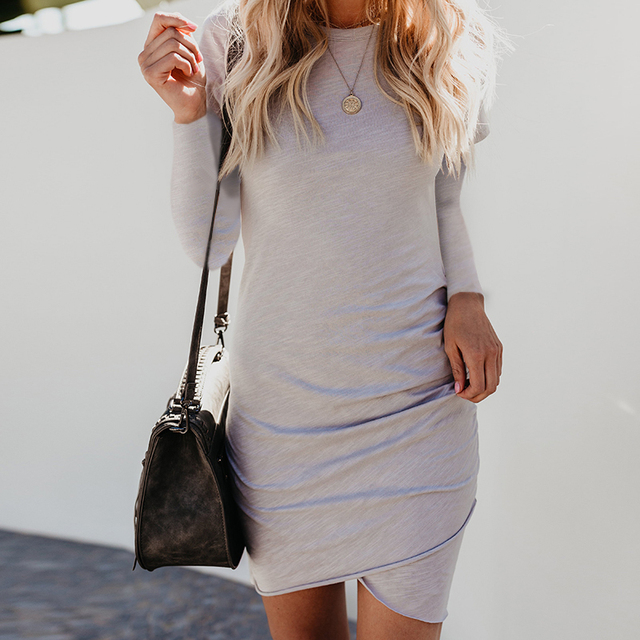 T Shirt Dress Women Autumn Sexy Kim Kardashian Ukraine Kyliejenner Dress Female Linen Boho Bodycon Sukienka Vestido Plus Size 1