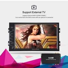 8 Core Android 9.0 samochodowy odtwarzacz dvd odtwarzacz GPS multimedialne stereo dla PEUGEOT 308S Auto radio samochodowe Navi wideo radioodtwarzacz 4G RAM + 64G ROM