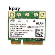 Intel WiFi Link 5300 533AN_HMW 5300AGN 0N230k 802.11a/g/n 2,4G y 5G 450Mbps mini PCI E para Dell Toshiba Shenzhou ASUS Acer Laptop