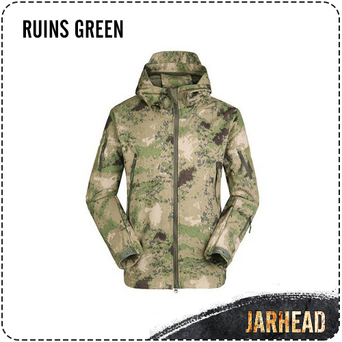Clothes Waterproof Jacket States