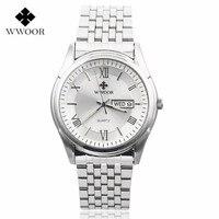 Wwoor men watches top brand luxury date day stainless steel luminous hand hours clock sport quartz.jpg 200x200