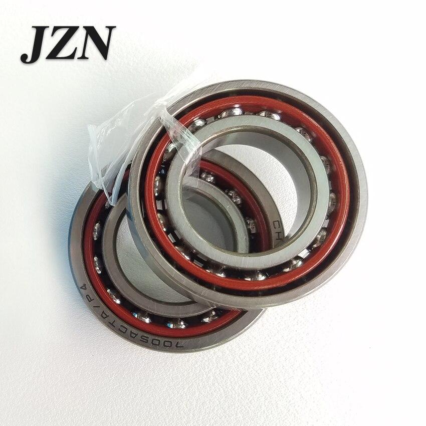 7209 7210 7211 7212 7213 7214 7215 7216 7217  Precision Angle Contact Ball Bearing ABEC-7 P4 Machine Tool Bearing
