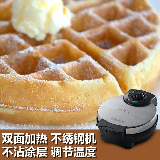 Высоко качественная вафельница маффины Машина машина для приготовления Блинов Электрический Форма для выпекания кисть для смазывания торта порошок