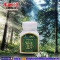 1 UNIDS China 100% Puro polvo de extracto de Ganoderma Lucidum y Gingko cápsula para mejorar la memoria cuerpo fuerte