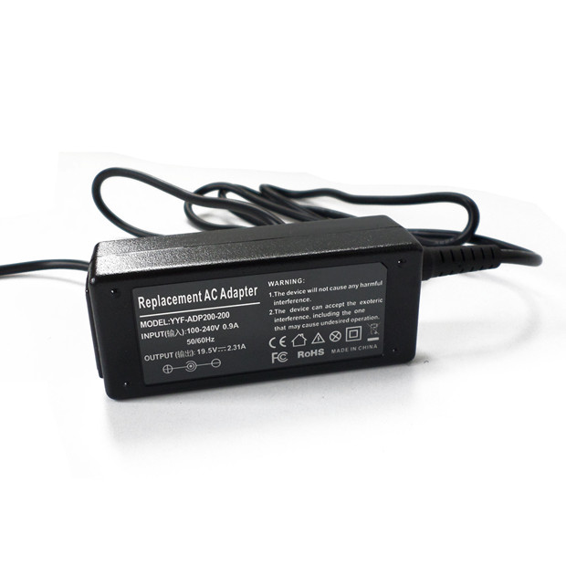 45W 19.5V 2.31A Replacement AC Adapter Battery Charger Carregador Portatil For Laptop Dell Ultrabook XPS 12 13 13D