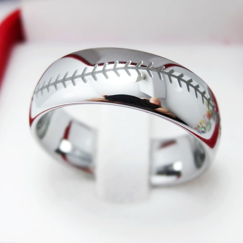 Baseball Rings For Men