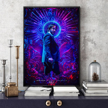 John Wick Chapter 3 Parabellum Motivational Wall Art Canvas Posters Prints Painting Pictures For Bedroom Home Decor Artwork
