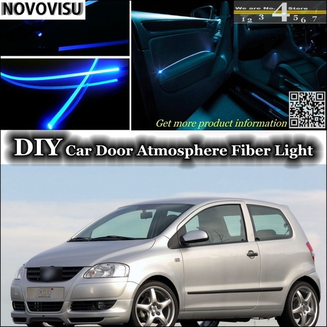 NOVOVISU For Volkswagen VW Fox / Lupo interior Ambient Light ...