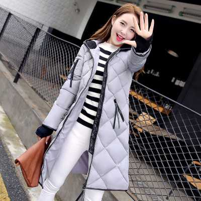 2016 Women's Winter Jacket Casual Fashion Women Parka High-Quality Female Hooded Coat Brand Parka Plus Size 3XL A3921 free shipping 100% tested 665351 001 board for hp pavilion dv6 dv6 6000 motherboard with for intel hm65 chipset