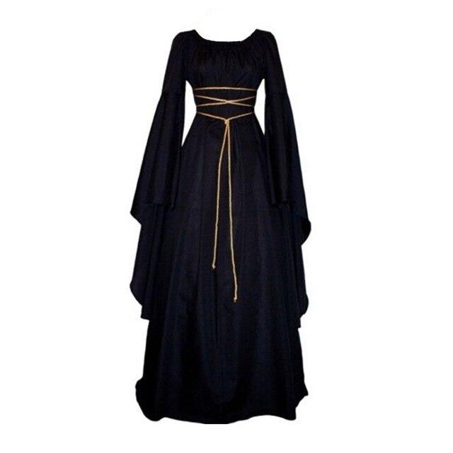 Long Sleeve Floor Length Dress