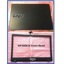 Laptop For Samsung NP300E5K 300E5K 300E5L 300E5M 3500EL Screen Back Cover Screen Cap Lid Bezel Frant Frame Housing Cover
