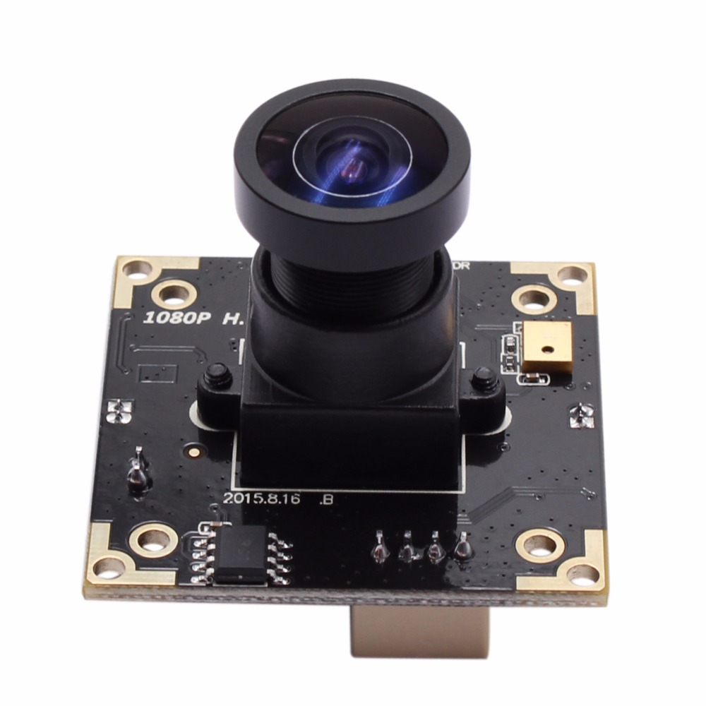 ELP 3MP WDR USB camera Module 2048 (H) x 1536 (V) Wide Dynamic Range 100Db USB Camera H.264 1080P 30fps video camera Wide Angle цена
