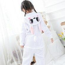 9e4d6395a60b Animal anime conejo Cosplay Halloween pijamas unisex niño niña niños pijama  onesie niños pijama(China