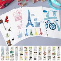 3D printing pen graffiti board template copy board 20 random special paper 3D pen graffiti template
