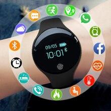 7d736ea182d Esporte Relógio Inteligente Relógios Das Mulheres Das Senhoras do Sexo  Feminino relógio de Pulso Eletrônico Digital