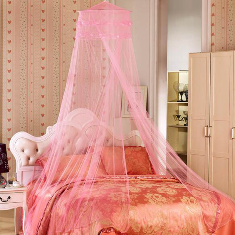 Romantic adults mosquito nets curtains bed canopy net - Bed canopies for adults ...