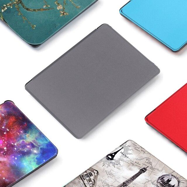 Magnético inteligente caso de la cubierta para Amazon Kindle Paperwhite 2018 liberado caso funda para Kindle Paperwhite cubierta Kindle cubierta 4 10th generación caso
