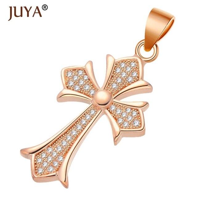 Famous Brand Design Copper Zircon Rhinestone Silver Rose Gold