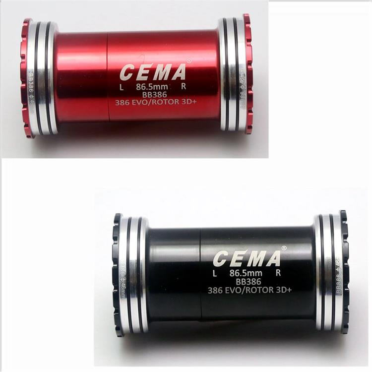 cema ceramic hybrid bearing interlock press fit BB386 brakcet bottom